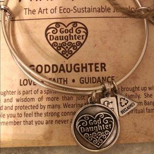 Wind & Fire Goddaughter bracelet